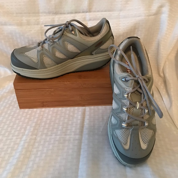 82abe9d56aed MBT Sport 2 Athletic Rocker Size 10 Gray Sneaker.  M 5b2f8cf204e33dc39bbec935. Other Shoes ...